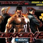 TEKKEN 6 iSO PPSSPP for Android Download