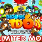 Bloons TD 6 APK Mod Unlocked Skins Towers Download