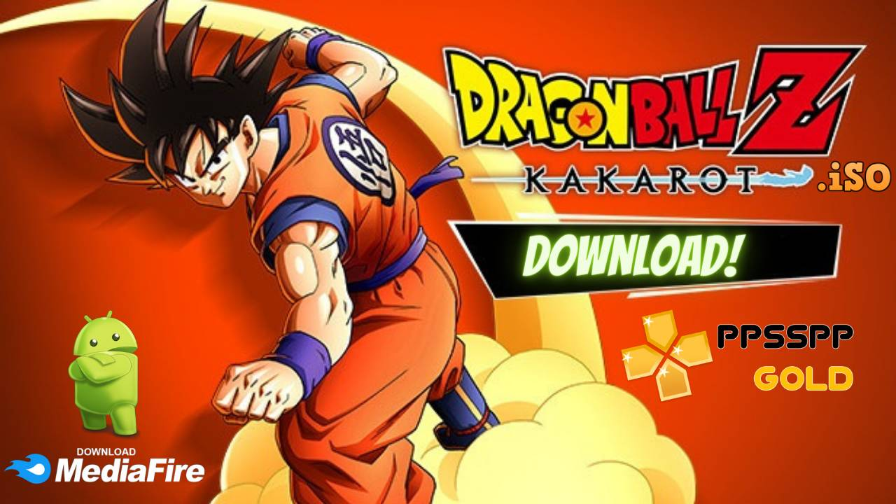 Dragon Ball Z PPSSPP Download for Android and iOS
