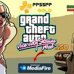 GTA Vice City PPSSPP for Android and iOS Download