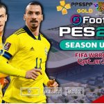 PES 2021 PPSSP Chelito World Cup Qatar 2022 Edition Download