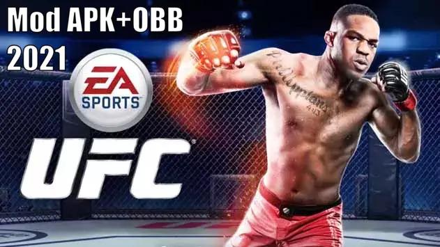 UFC Apk OBB Unlimited Money Download