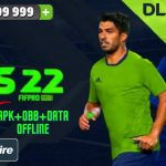 DLS 22 Dream League Soccer 2022 unlimited coins and diamond Download