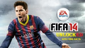 FIFA 14 Mod Apk Obb Data Android Game Download