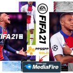 FIFA 21 PPSSPP Offline Kits 2021 for Android Download