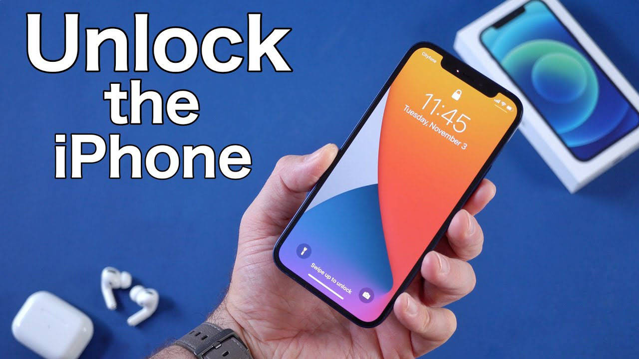How To Unlock iPhone iOS Pro Unlock Code for free