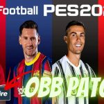 eFootball PES 2021 Android Graphics OBB Patch Download