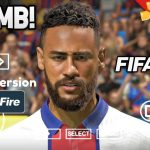 FIFA 21 iSO Android PPSSPP English Versioan Download