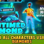 Free-Fire Unlimited Diamond Script 2021 Download