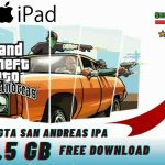 GTA San Andreas ipa iOS iPhone Free Download