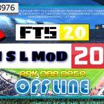 ISL 20 Mod FTS APK Data Money Download