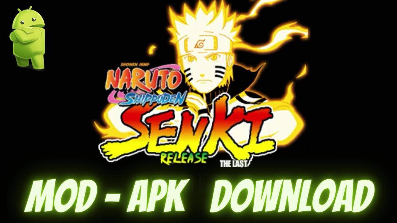 Naruto Senki MOD APK Full Character Unlocked Download