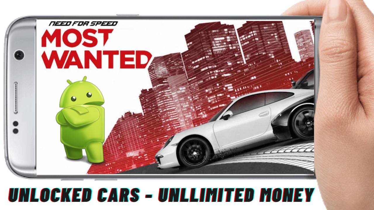 Need for Speed Most Wanted Apk Mod OBB Offline for Android