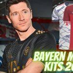 Bayern Munich Kits 2022 DLS 21 – Dream League Socce FTS