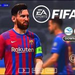 FIFA 22 PPSSPP Offline Android Kits 2022 Download