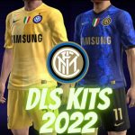 Inter Milano Kits 2022 DLS 21 Logo Dream League Soccer