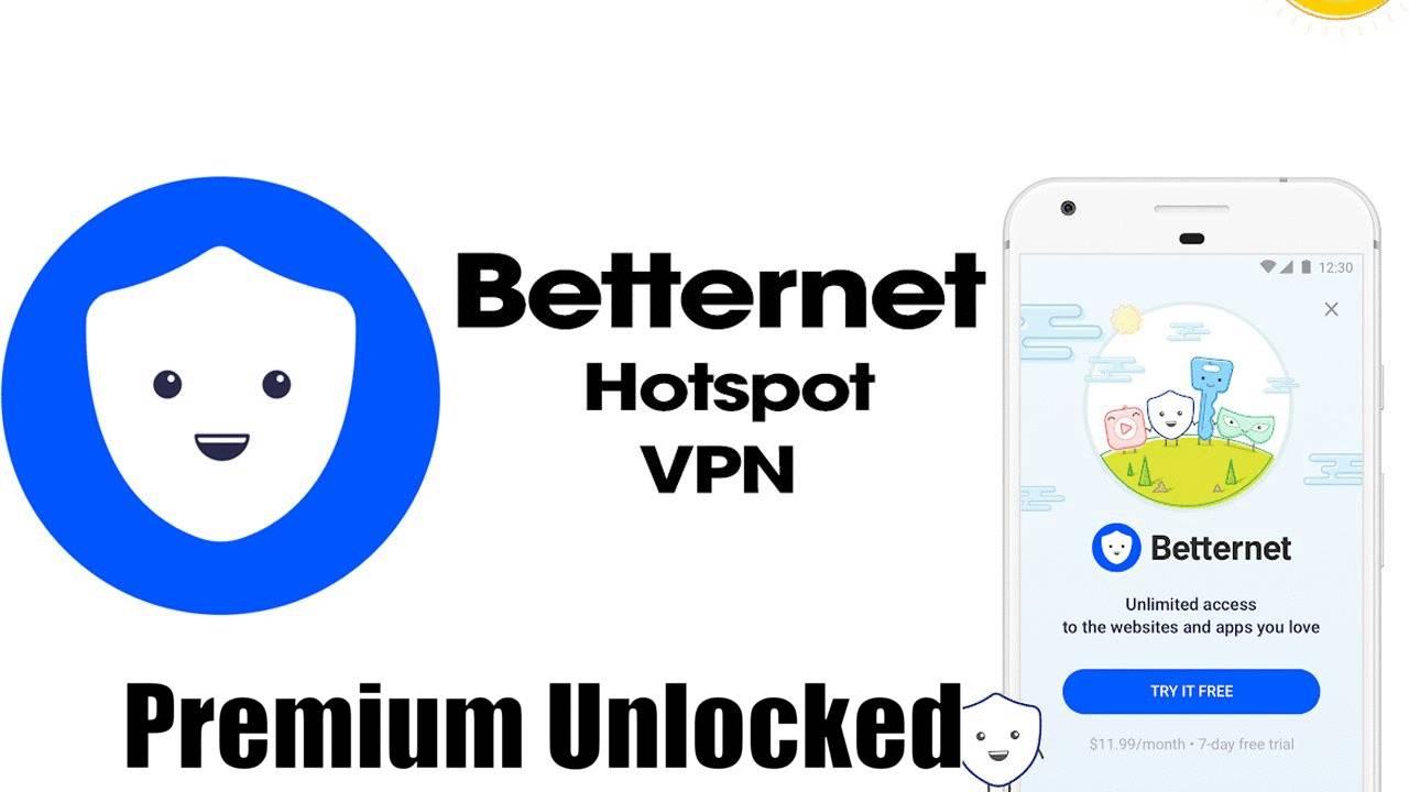 Betternet VPN Premium APK Mod Download