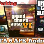 GTA 6 iSO PPSSPP Android Highly Compressed Download