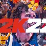 NBA 2K22 PPSSPP iSO for Android and iOS Download