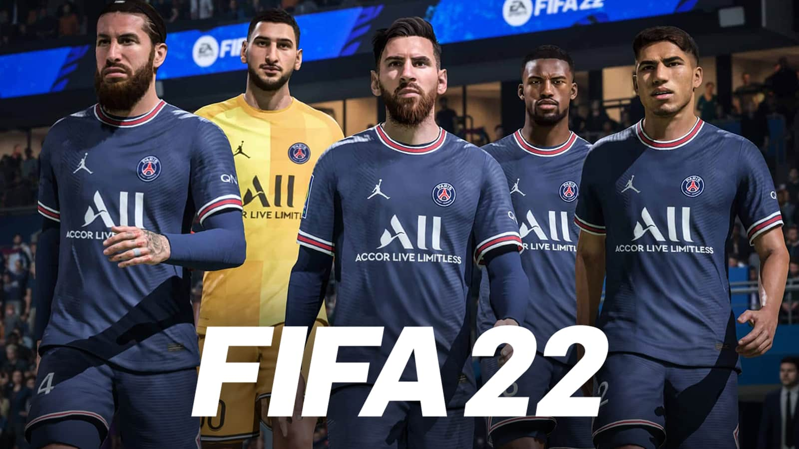 Download FIFA 22 Apk Messi to PSG Android PS5