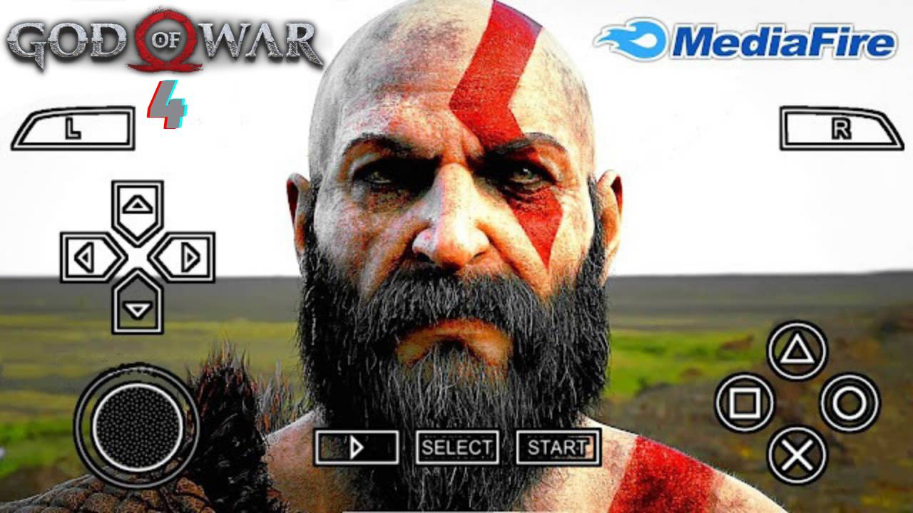 God of War 4 PPSSPP for Android Free Download