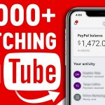 Earn FREE PayPal Money Watching YouTube Videos