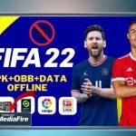 FIFA 22 APK Mod Offline Ronaldo Messi Download
